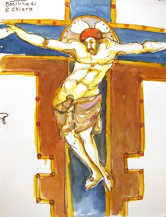 crucafix