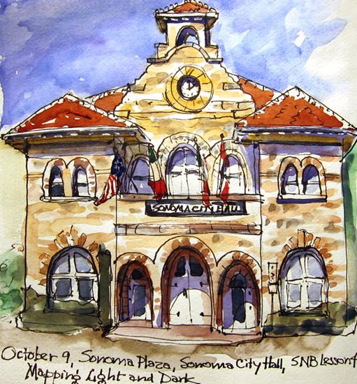 sonomacityhall