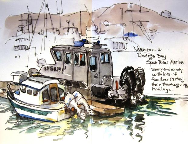 sheriffsboat