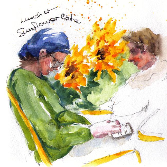 Sunflowercafe