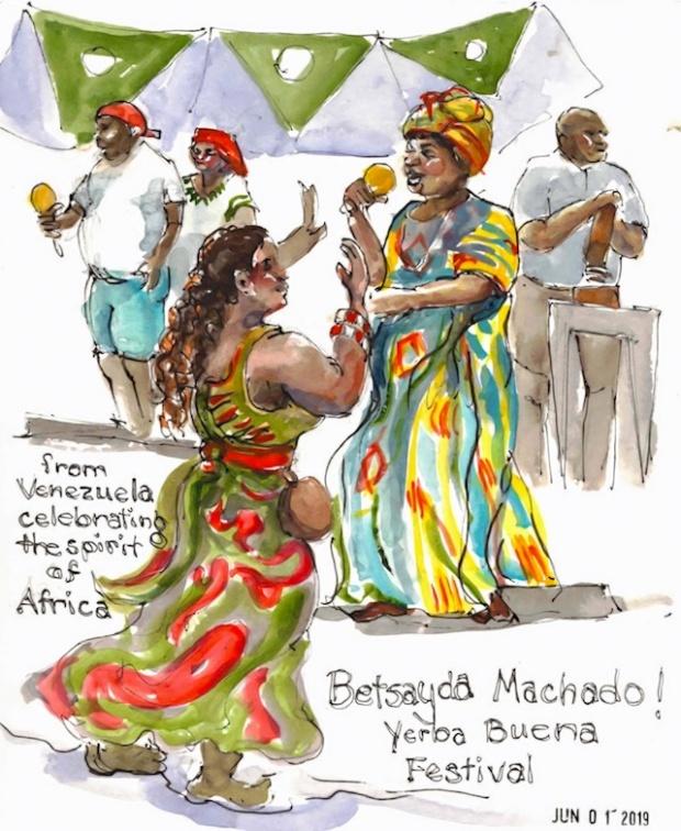 Betsayda Machado