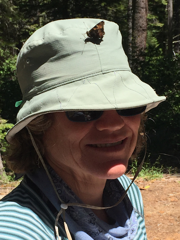 janetwithtortouseshellbutterfly