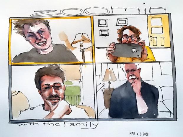 zoominwiththefamily