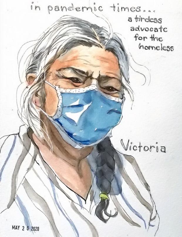 Victoriapandemictimes